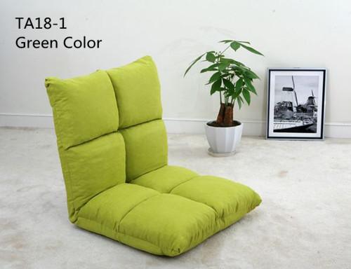 2018 Japanese Floor Sofa Lazy Chair 5 Position Adjustable