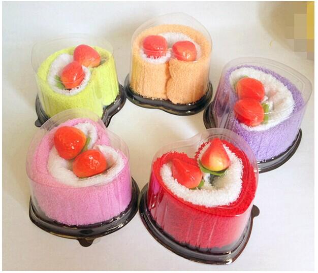 كعكة الحب القلب