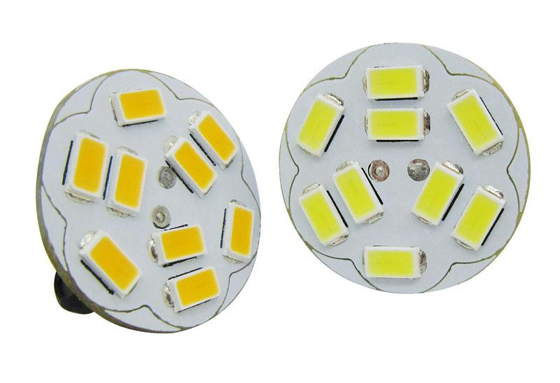 Okrągły kształt 9 sztuk 5730 SMD