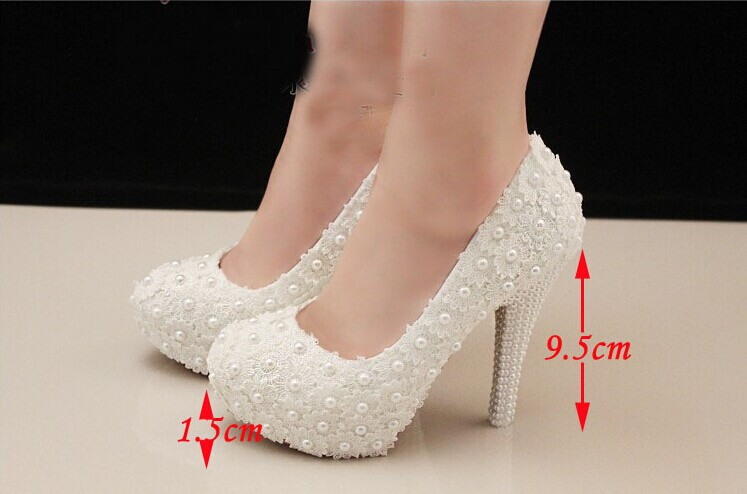9.5cm Heels