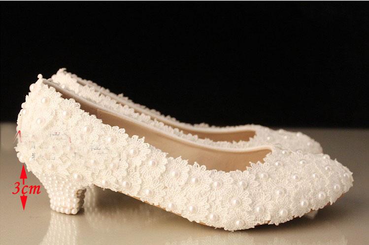 3cm Heels