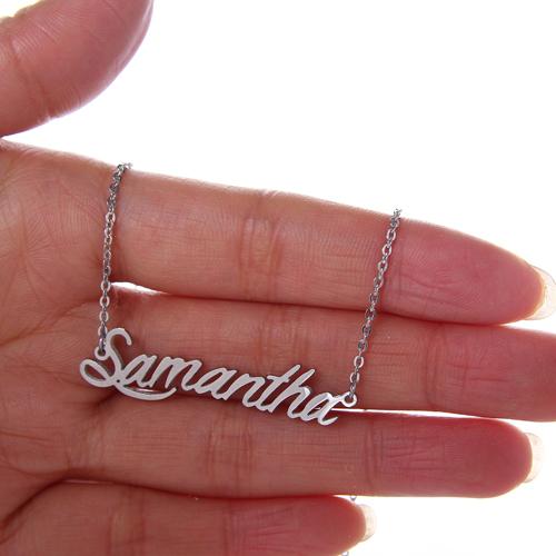 Samantha-Silberbeschichtung