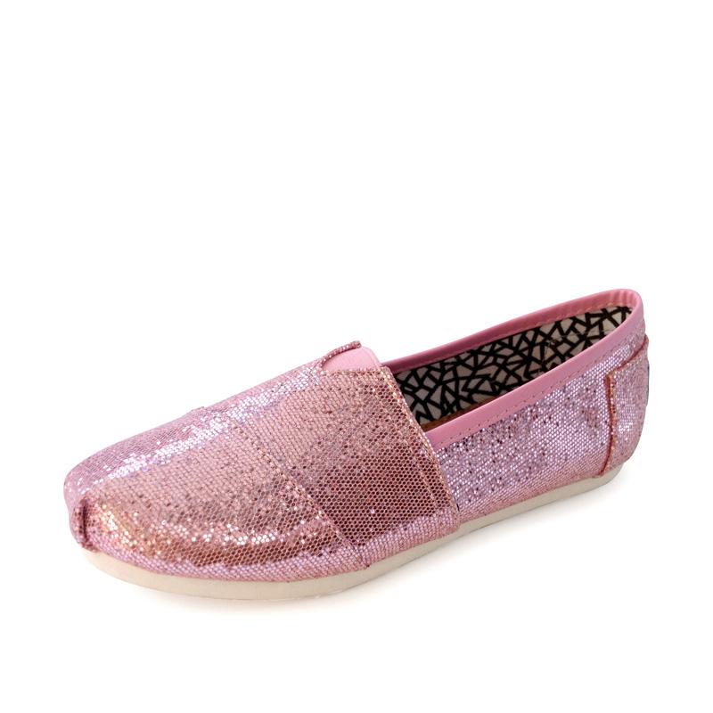 glitter pinks