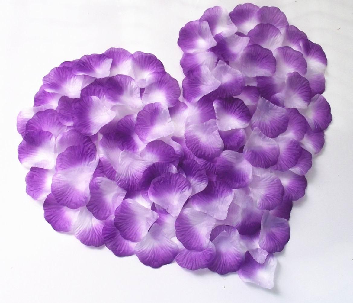 Фиолетовый + Белый (№ 25)