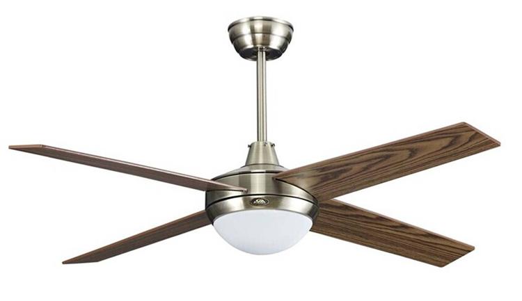 2017 Modern Unique Ceiling Fan Lights Fan With Remote