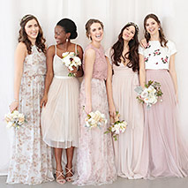 Bridesmaids' & Formal Dresses