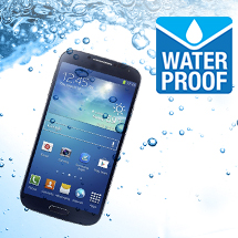 Waterproof Cell Phones