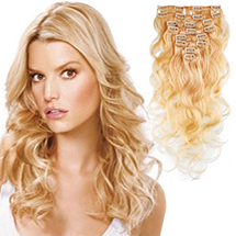 Clip In/On Hair Extensions