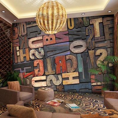 Letter Number Wallpaper