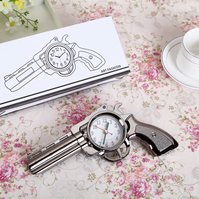 Pistol Gun Design Alarm Clock