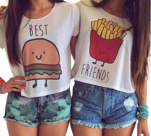 Best Friends Top Set