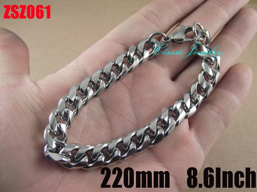 Wholesale - 600mm 23.4Inch 316L stainless steel 3mm elliptic ring chain Jewelry man male necklace chains ZX119