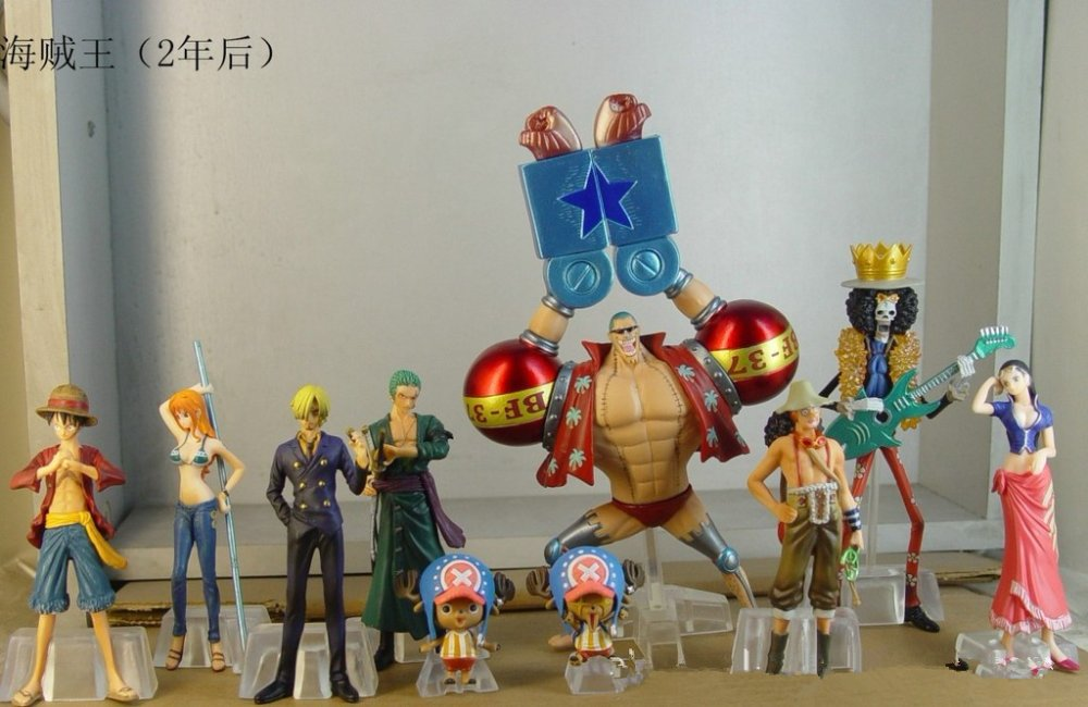 One Piece Figures  Hachette Sanji n.05-2015