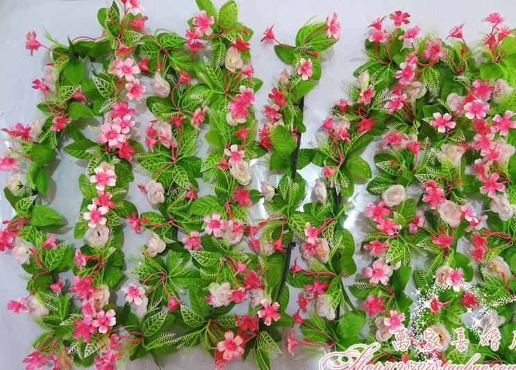 Compre Nueva Decoración Del Coche De La Boda Establece Carrozas Decoradas Flores Artificiales A 8845 Del Jaj201288 Dhgatecom
