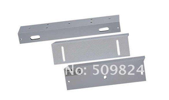 Free shipping ,ZL door bracket, suitable for 280kg(600lbs) magnetic lock, model:280ZL