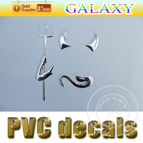 PVC decals058B
