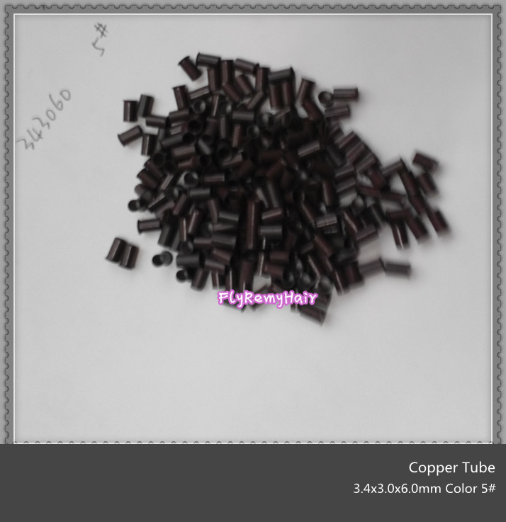 color 5 copper tube
