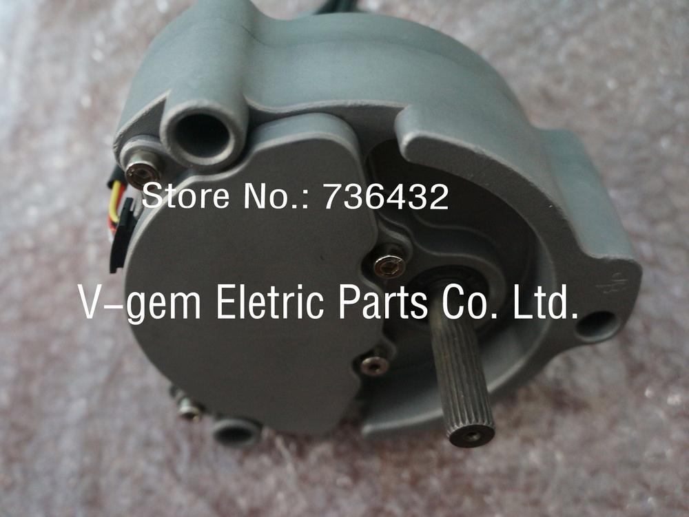 Throttle motor, stepping motor assy 2406U197F4 KOBELCO excavator parts b.JPG
