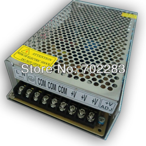 12V 24V 120W led switch power supply (4)