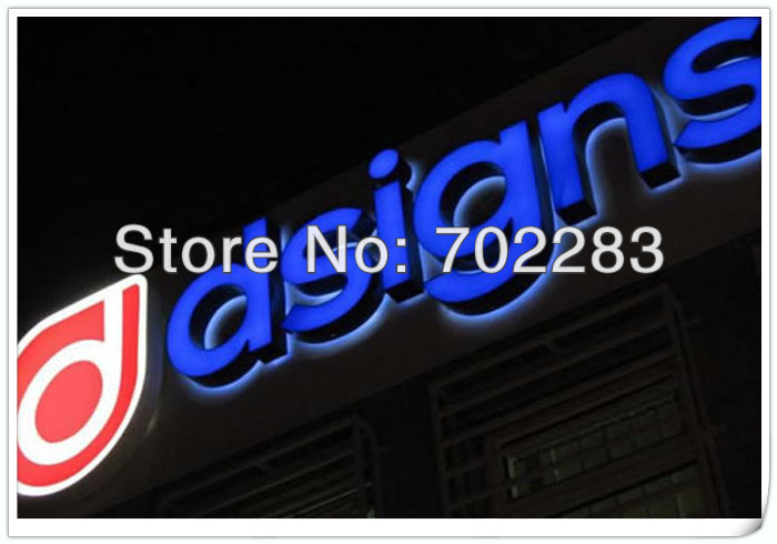3528 5050 5630 led modules application for channel letters advertising sign (7)