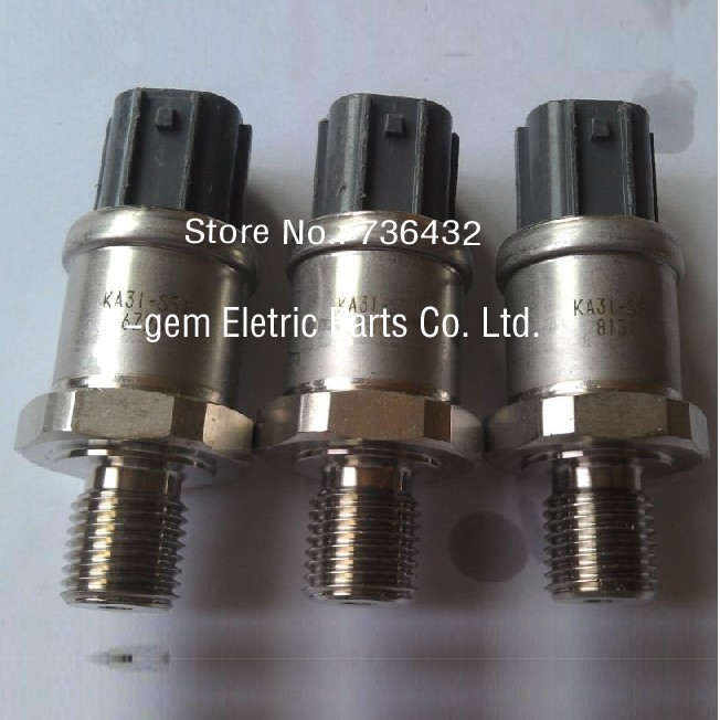 KA31-S51 pressure sensor pressure switch for Kobelco excavator for Porsche car parts