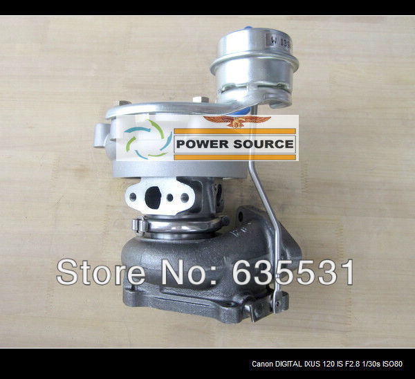 CT12B 17201-58040 Turbocharger For Toyota Hiace 15B-FTE 4.1L 1996-2002 with gaskets (3)