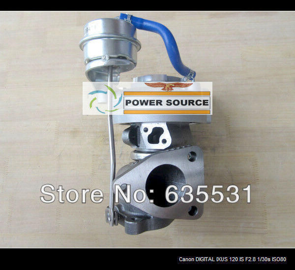 CT12B 17201-58040 Turbocharger For Toyota Hiace 15B-FTE 4.1L 1996-2002 with gaskets (2)