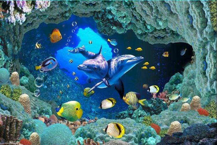 Download 400+ Wallpaper Pemandangan Dasar Laut  Terbaik