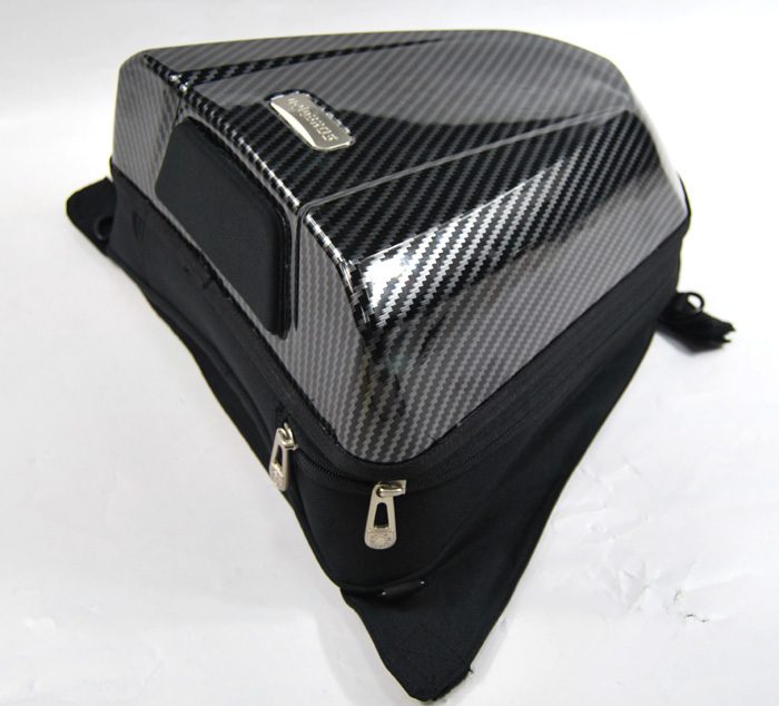 UGLYBROS Tail Bag carbon 3