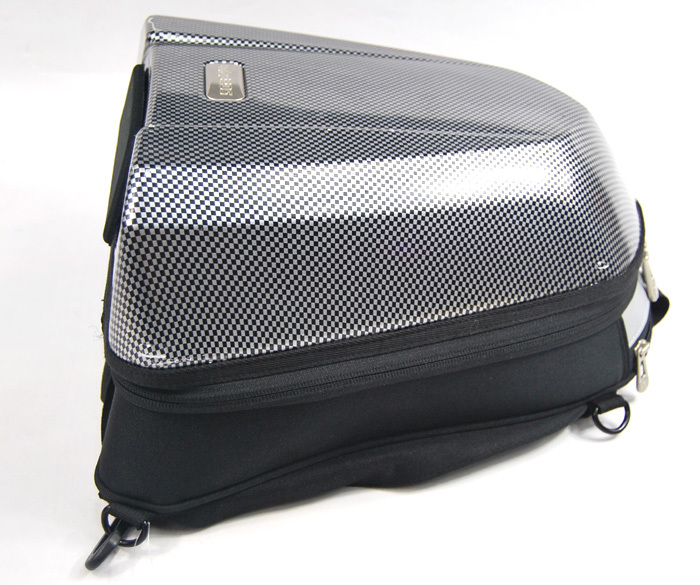 UGLYBROS Tail Bag check pattern 9
