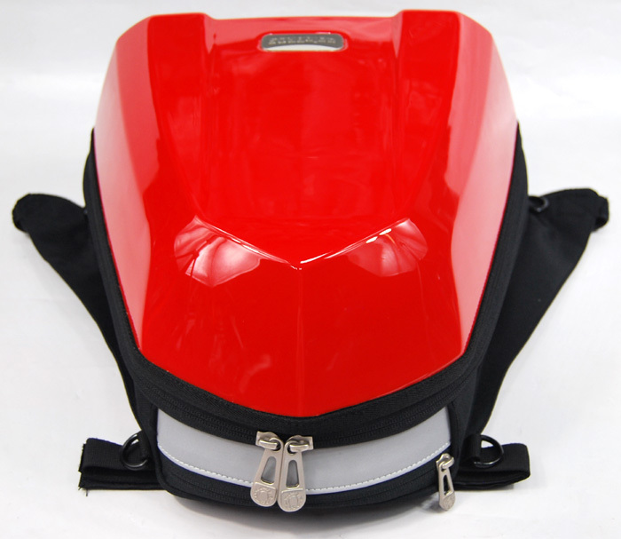 UGLYBROS Tail Bag Red