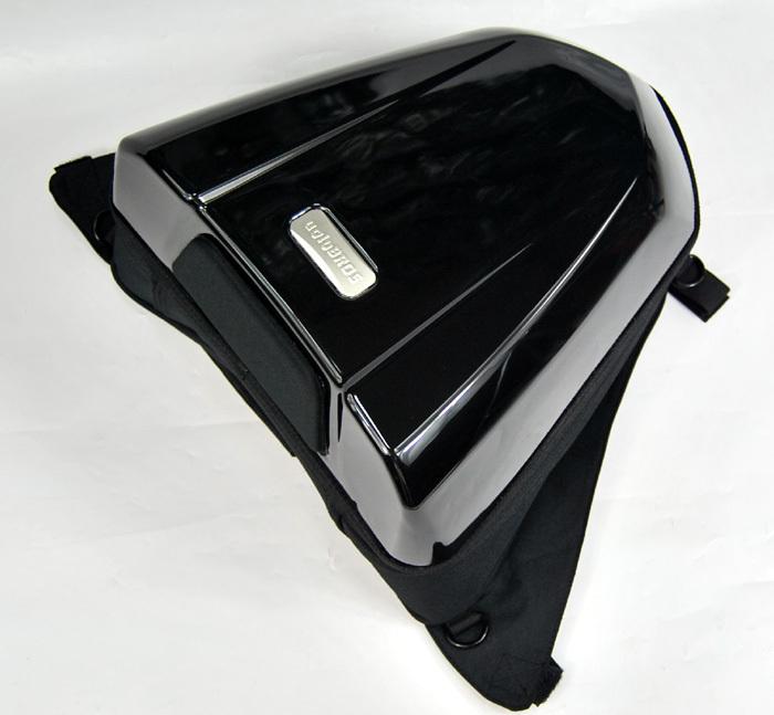 UGLYBROS Tail Bag Black 3