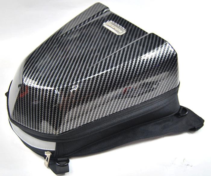 UGLYBROS Tail Bag carbon 2