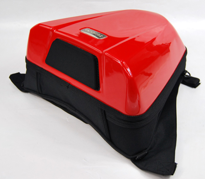 UGLYBROS Tail Bag Red 3