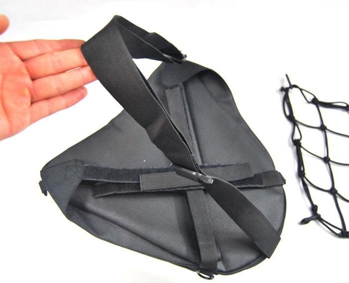UGLYBROS Tail Bag check pattern 7