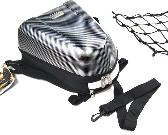 UGLYBROS Tail Bag check pattern 6