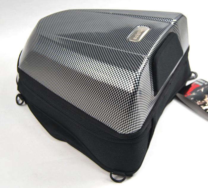 UGLYBROS Tail Bag check pattern 11