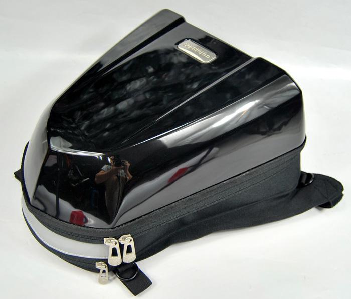 UGLYBROS Tail Bag Black 2