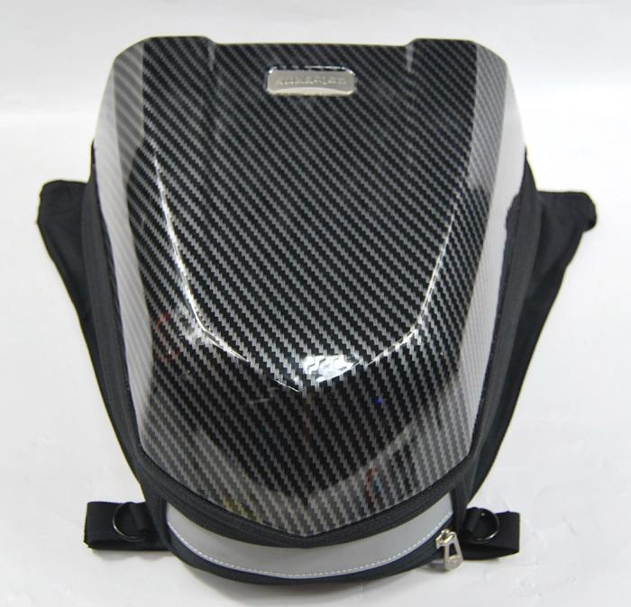 UGLYBROS Tail Bag carbon
