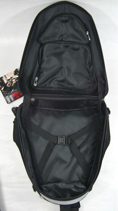 UGLYBROS Tail Bag check pattern 13