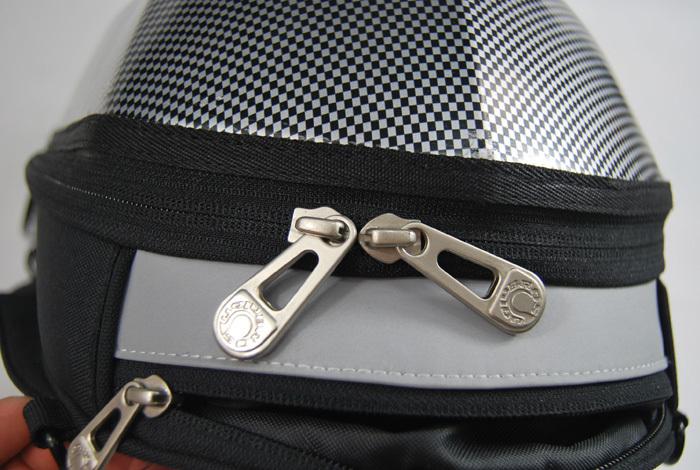 UGLYBROS Tail Bag check pattern 12