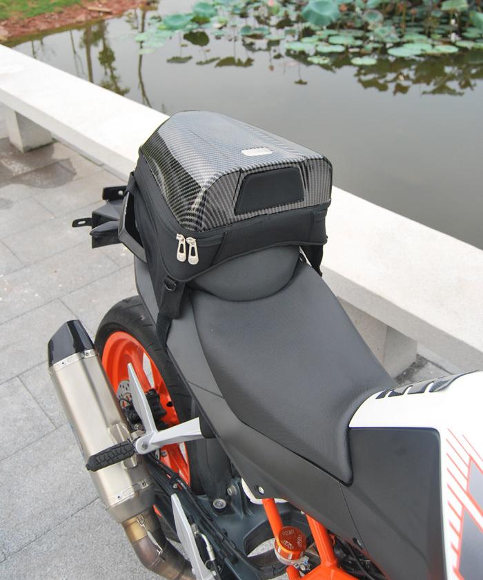 UGLYBROS Tail Bag Carbon 17