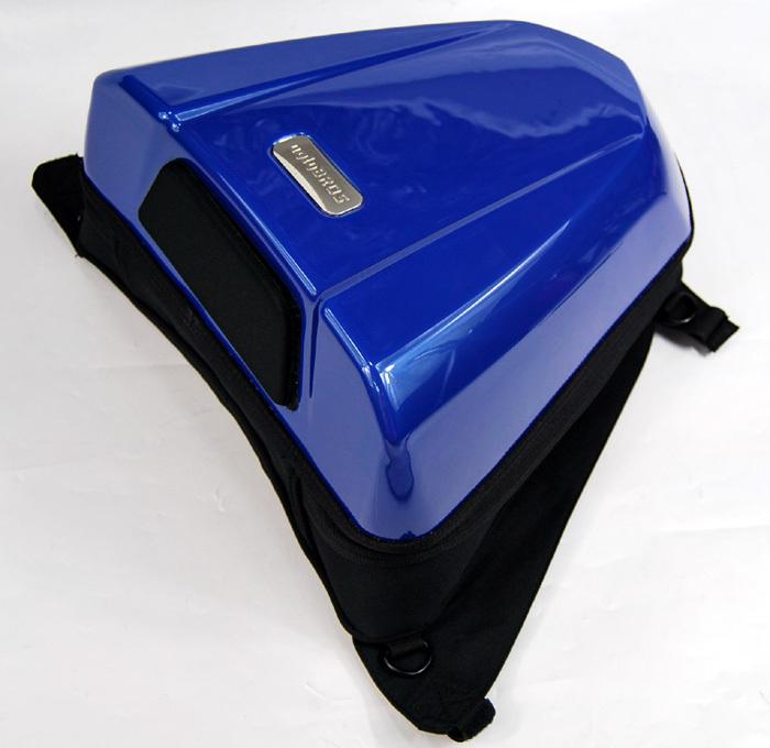 UGLYBROS Tail Bag blue 2