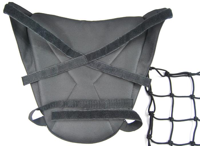 UGLYBROS Tail Bag check pattern 5