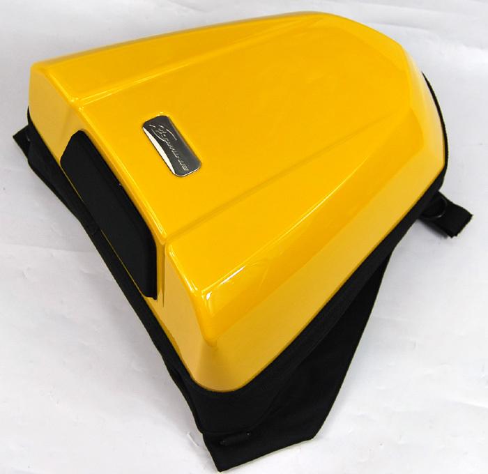 UGLYBROS Tail Bag Yellow 2