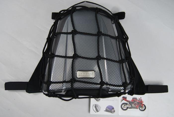 UGLYBROS Tail Bag check pattern
