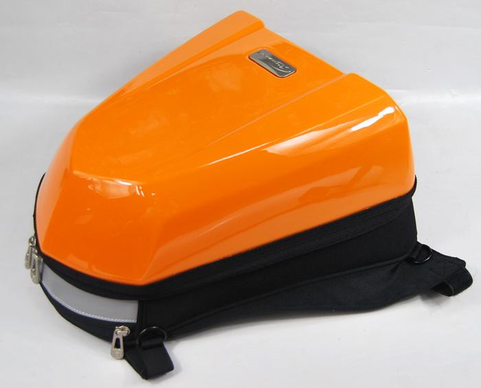 UGLYBROS Tail Bag Orange 2