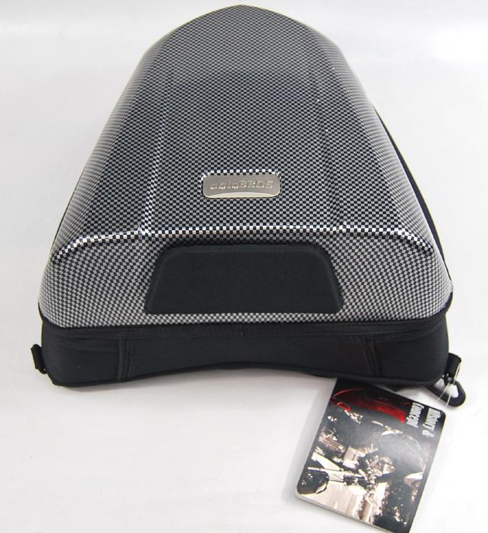 UGLYBROS Tail Bag check pattern 10