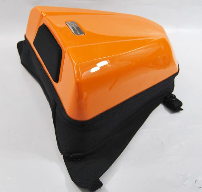 UGLYBROS Tail Bag Orange 3