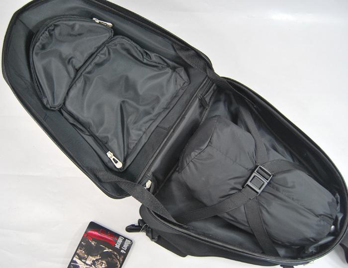 UGLYBROS Tail Bag check pattern 14